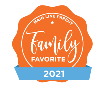 2021 Main Line Parent Love Family Favorite Award