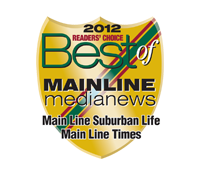 Badge for 2012 Best of Main Line Award